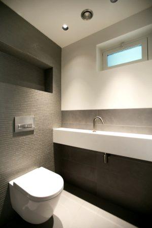 LEEM WONEN Marco van Zal villa Amstelveen bathroom