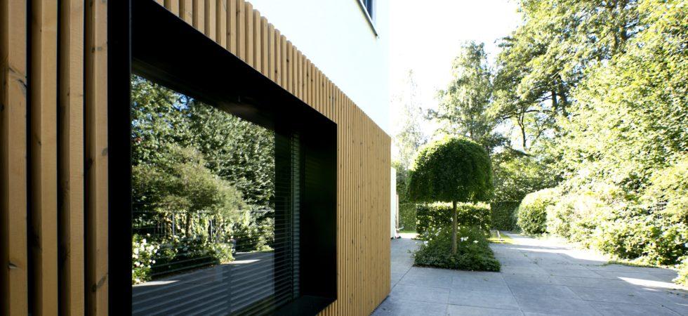 LEEM WONEN Marco van Zal villa Amstelveen green