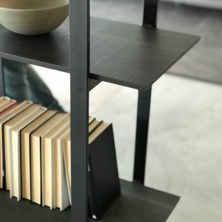 LEEM WONEN Modulnova jubileum keukendesign bookshelves