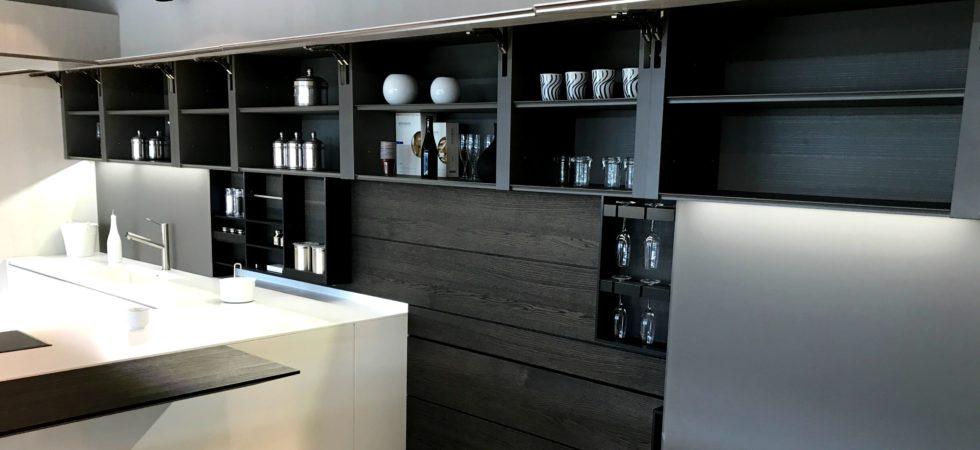 LEEM WONEN Modulnova jubileum keukendesign sliding wall panels