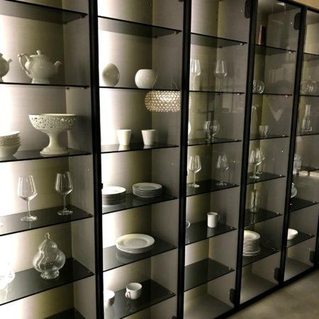LEEM WONEN Modulnova jubileum keukendesign wall cabinet
