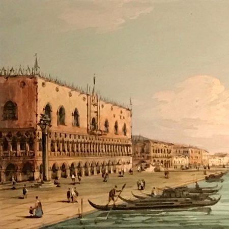 LEEM WONEN Tefaf Venetië Grand Canal 1
