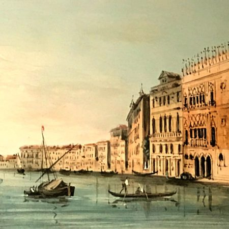 LEEM WONEN Tefaf Venetië Grand Canal 2