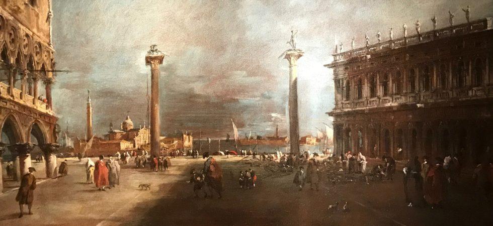 LEEM WONEN Venetië Palazzo Ducale