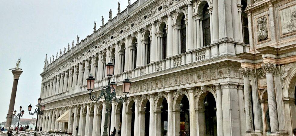 LEEM WONEN Venetië en Treviso Palazzo Ducale