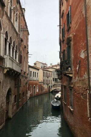 LEEM WONEN Venetië en Treviso canals