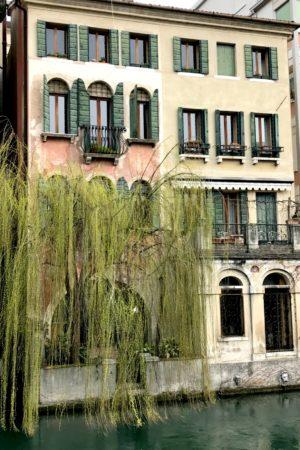 LEEM WONEN Venetië en Treviso river Silo