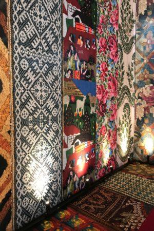 KunstRAI 2018 textiel Barbara Broekman 1
