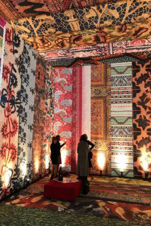 KunstRAI 2018 textiel Barbara Broekman 2
