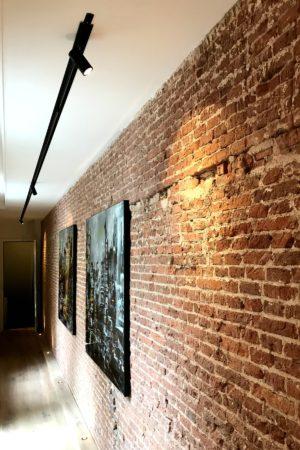 LEEM WONEN Prinseneiland Studio Co corridor
