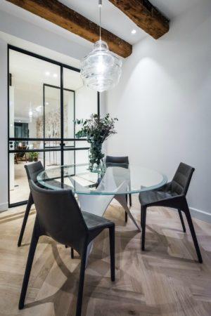 LEEM WONEN Prinseneiland Studio Co dining