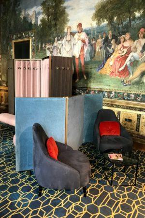 LEEM WONEN Salone del Mobile Masterly Hotel lobby