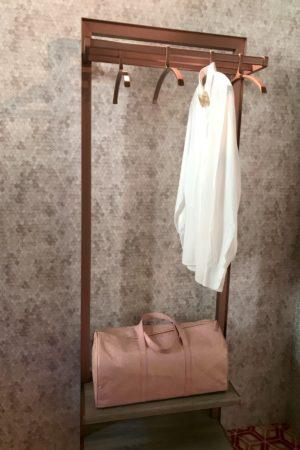 LEEM WONEN Salone del Mobile Masterly Hotel wardrobe