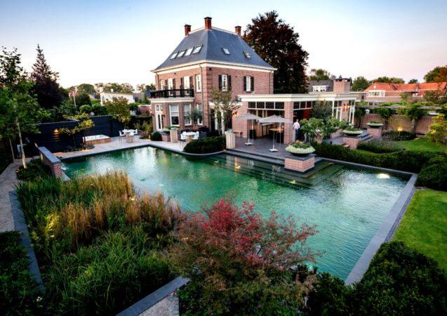 LEEM WONEN Hendriks Hoveniers zwembad