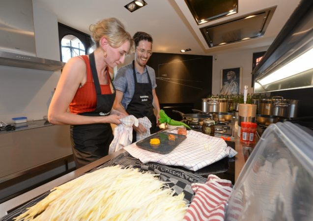 LEEM WONEN SieMatic Short Cooking Races fun