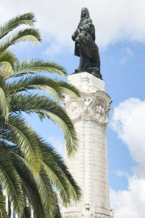 LEEM WONEN Lissabon Marques de Pombal plein