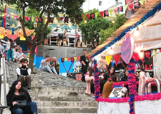 LEEM WONEN Lissabon Sardine Festival