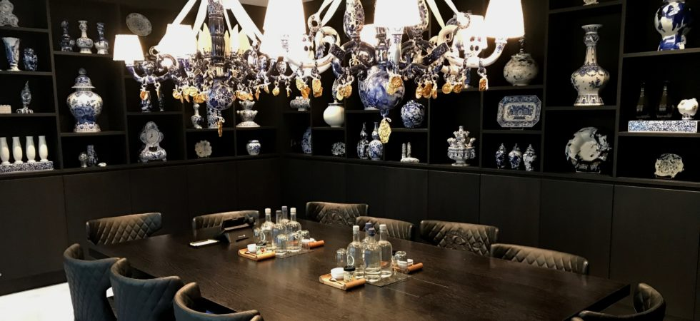 LEEM WONEN Open Tuinen Dagen Andaz Hotel Delfts Blue Room