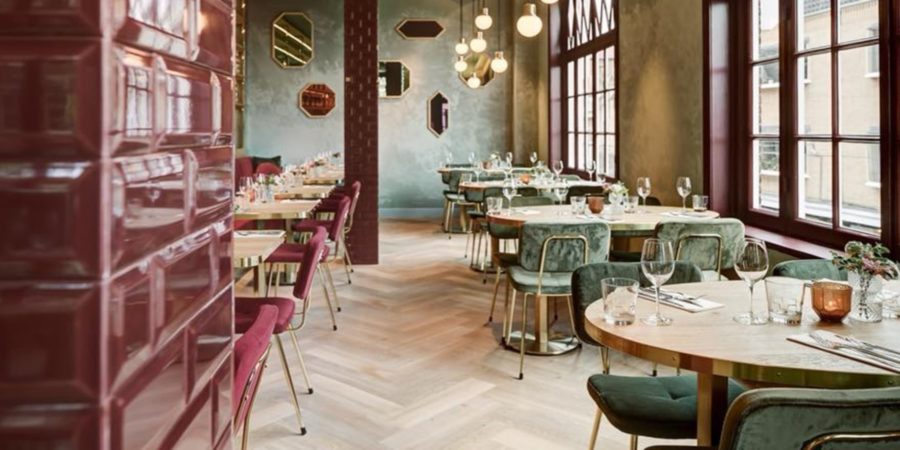 LEEM WONEN Restaurant Meddens food experience