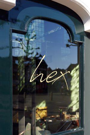 LEEM WONEN Studio Piet Boon Hex window