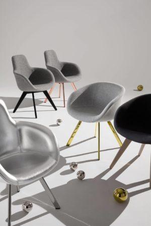LEEM WONEN Tom Dixon Scoop Chair