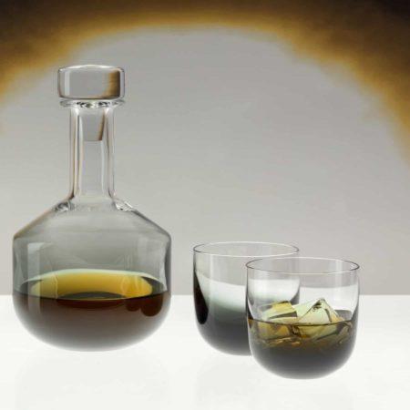 LEEM WONEN Tom Dixon Tank Whiskey Giftset