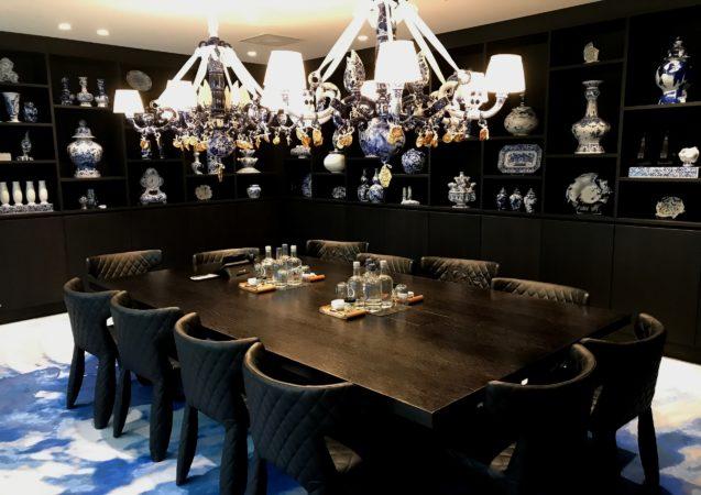 LEEM WONEN Andaz Hotel Delft Blue Room