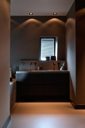 LEEM WONEN duinvilla Noordwijk badkamer