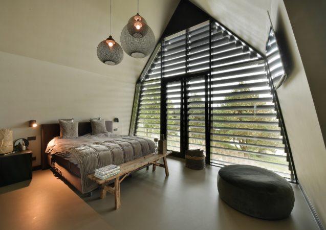 LEEM WONEN duinvilla Noordwijk slaapkamer