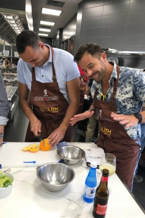 LEEM WONEN Valencia Cook Lovers Course