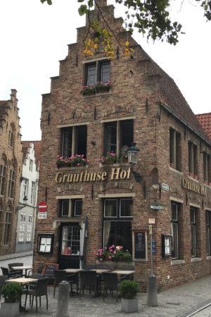 LEEM WONEN citytrip Belgium gables