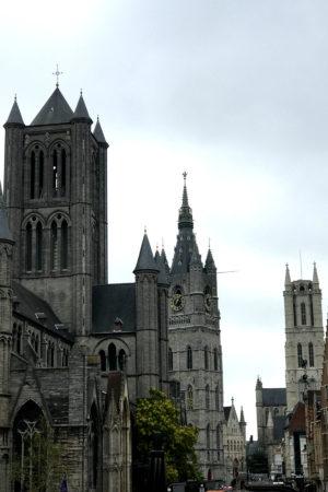 LEEM WONEN citytrip Belgium towers
