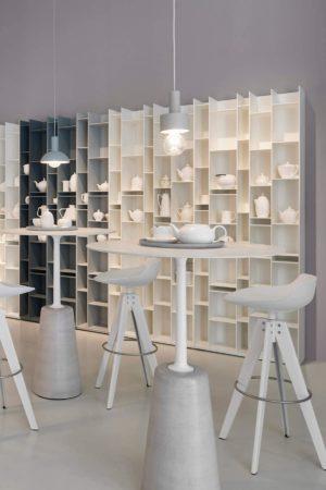LEEM WONEN Flinders MDF Italia bar stools