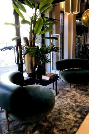 LEEM WONEN Piet Boon Omoda flagshipstore seating