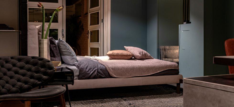 LEEW WONEN Baxter Amsterdam bedroom