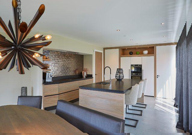 LEEM WONEN Villa Westland kitchen