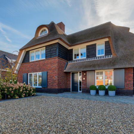 LEEM WONEN villa Nieuw Lekkerland voorgevel