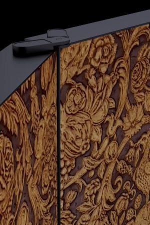 LEEM WONEN Goudleer-atelier Van Soest details