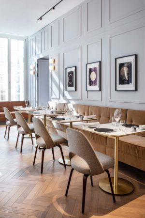 LEEM WONEN Pillows Grand Hotel Relof LOF Restaurant