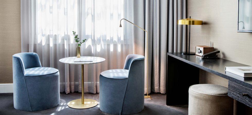 LEEM WONEN Pillows Grand Hotel Reylof Suite