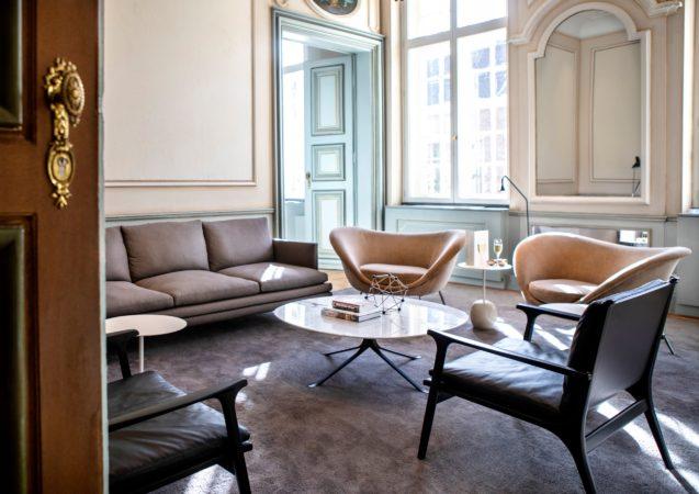 LEEM WONEN Pillows Grand Hotel Reylof The Living