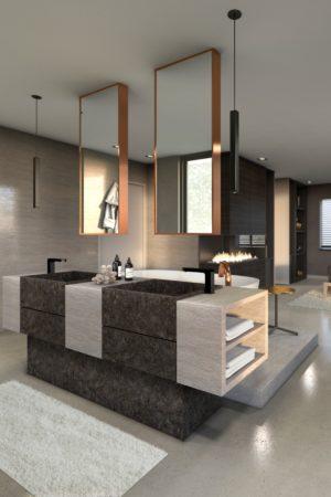 LEEM WONEN C'avante Interior & Design bathroom