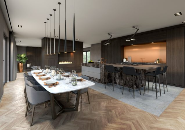 LEEM WONEN C'avante Interior & Design kitchen