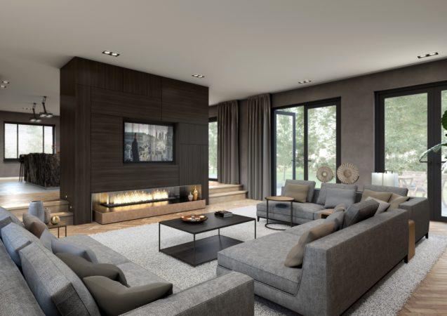 LEEM WONEN C'avante Interior & Design living room