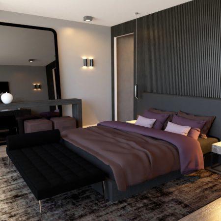 LEEM WONEN C'avante Interior & Design master bedroom