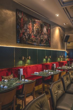 LEEM WONEN Ron Gastrobar artwork