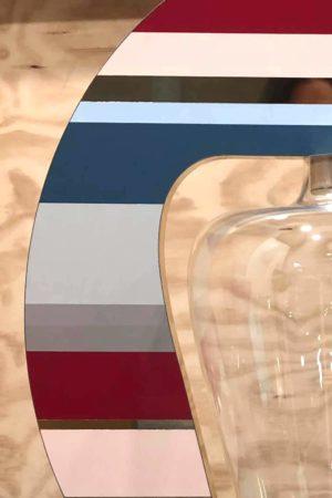 LEEM WONEN Masterly 2019 Sugar & Spice vase glass