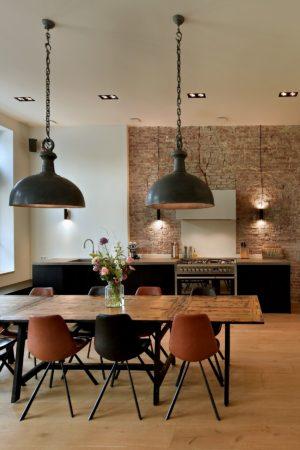 LEEM WONEN Bureau Fraai klooster kitchen