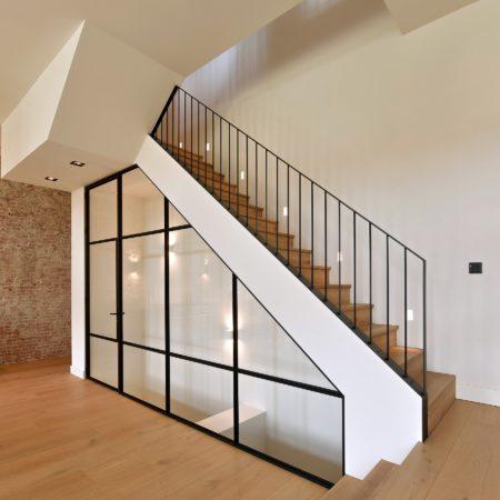 LEEM WONEN Bureau Fraai klooster stairs