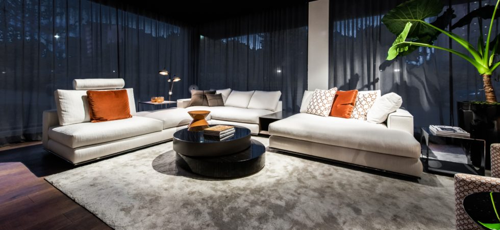LEEM WONEN Minotti Studio residential